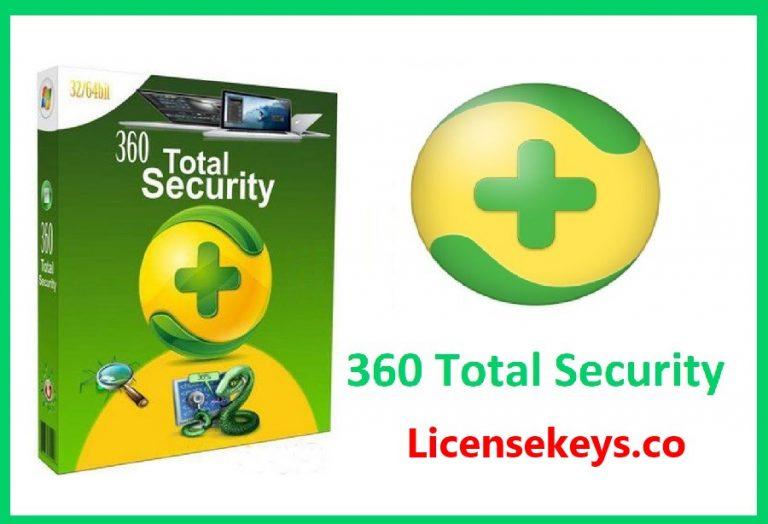 360 Total Security 10.6.0.1086 Premium Crack With License key {2019}