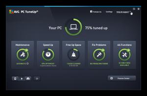 AVG PC TuneUp 19.1.1158 Crack + Keygen Full Torrent 2019 [Lifetime]