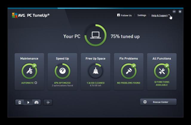 AVG PC TuneUp 20.1.2168.0 Crack + Keygen Full Torrent [2021]