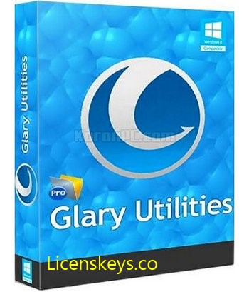 Glary Utilities Pro 5.124.0.149 Crack + Keygen (Latest Version) 2019