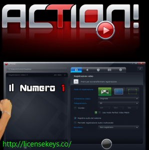 Mirillis Action 3.9.5 Crack + Full Serial Keygen Download 2019 [Latest]