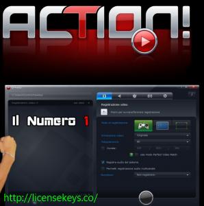 Mirillis Action 4.8.0 Crack + Full Serial Keygen Download 2020 [Latest]