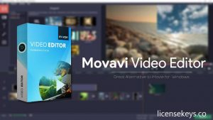 Movavi Video Editor 20.3.0 Crack + Activation key Free Download [Latest]