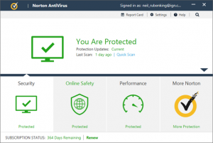 Norton Antivirus 2019 Crack 22.18.0.213 + Keygen {Premium} Download
