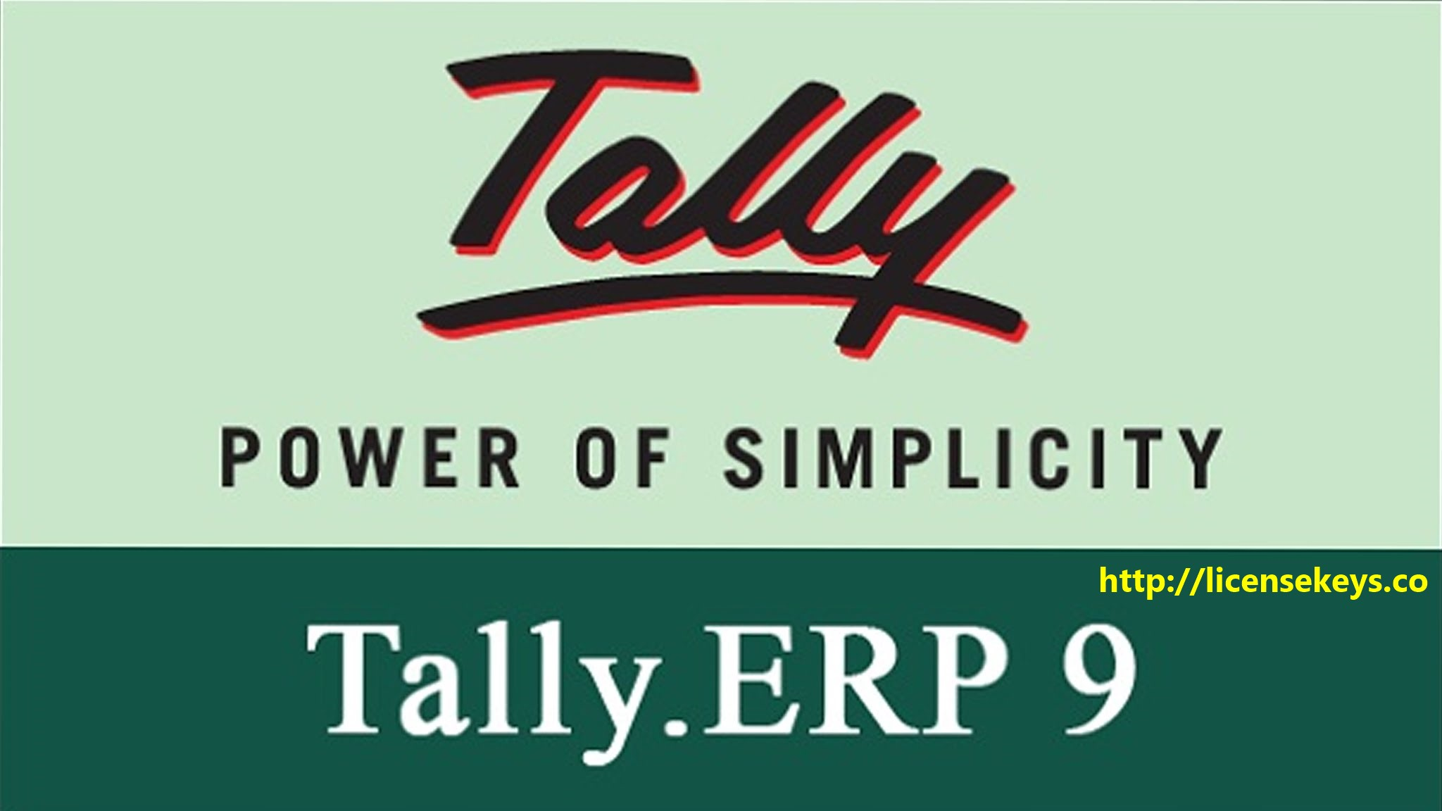 Tally ERP 9 Crack Release 6.5.1 With Serial Key Latest Free Download