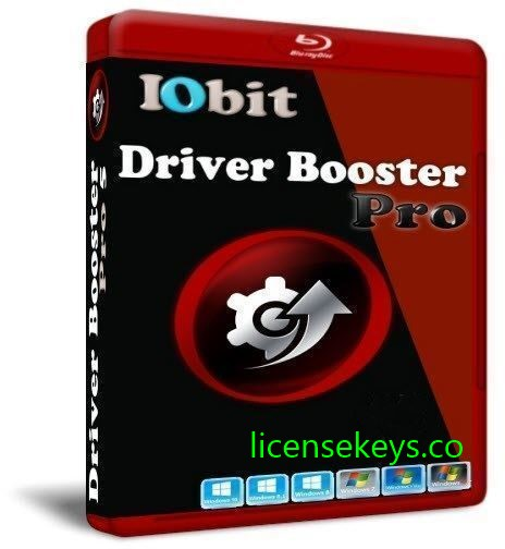 IObit Driver Booster PRO 7.0.0.252 Crack + Serial Key Free 2019 [Latest]