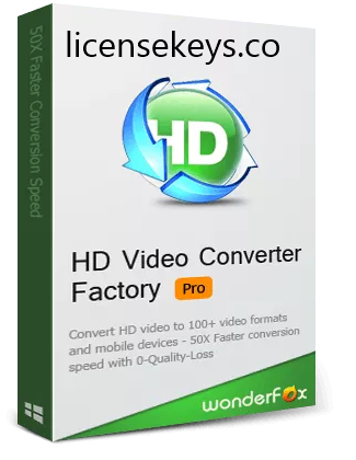 HD Video Converter Factory Pro 17.2 Crack + Registration Key [Latest]
