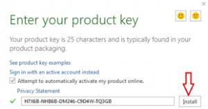 Microsoft Office 2016 Product Key Full Crack 100 Working 2019 Latest