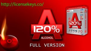Alcohol 120% 2.1.0.20601 Crack + Keygen & Serial Free Download Latest