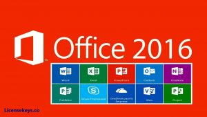 Microsoft Office 2016 Product Key + Full Crack 100% Working 2019 Latest