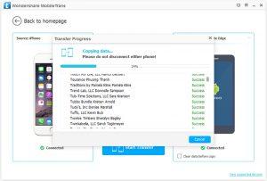 Wondershare MobileTrans 8.0.1 Crack + Registration Code 2019 {Latest}