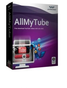 Wondershare AllMyTube 7.4.5.0 Crack + Serial key Full Version [Latest]