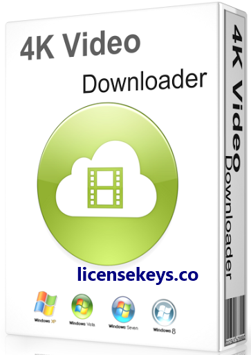 4K Video Downloader 4.7.2.2732 Crack + Full License Key 2019 {Update}