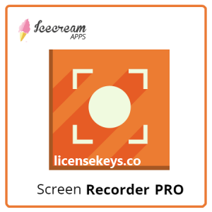 IceCream Screen Recorder Pro 5.92 Crack + Activation Key 2019 {Latest}