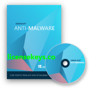 GridinSoft Anti-Malware 4.0.40 Crack + Activation Code 2019 {Latest}