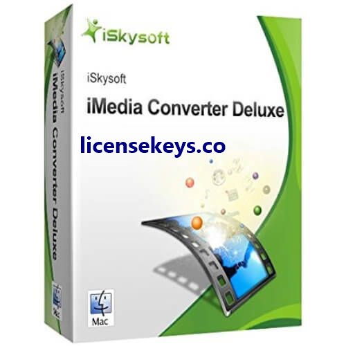 iSkysoft iMedia Converter Deluxe 11.2.1.237 Crack + Serial Key Free 2019
