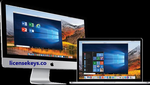 Parallels Desktop 16 Crack + Activation Key [Latest] 2021