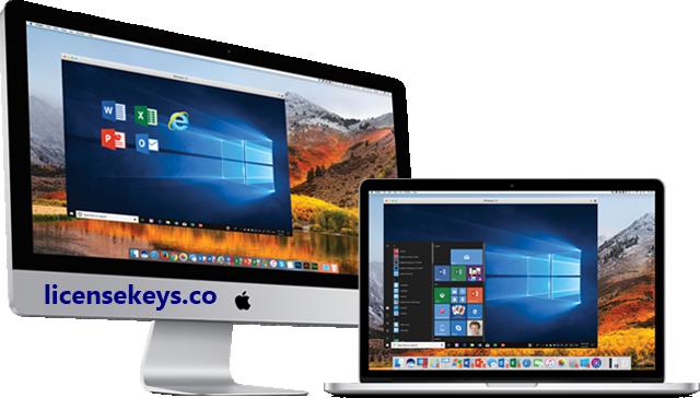 Parallels Desktop 16.0.1 Crack + Activation Key 2021 [Win/Mac]