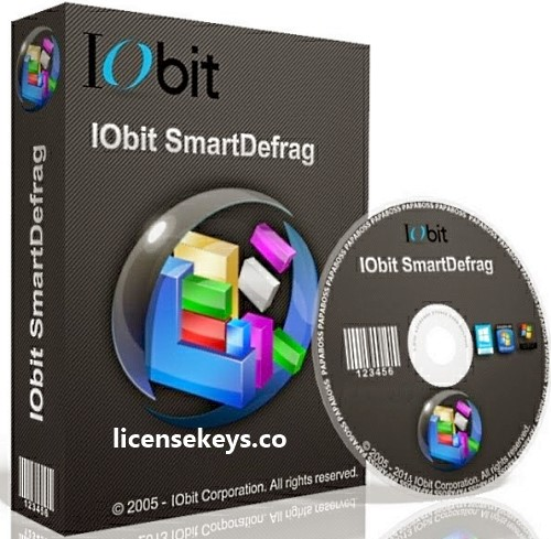 IObit Smart Defrag Pro 6.3.5.189 Crack + License Key Download [Latest]