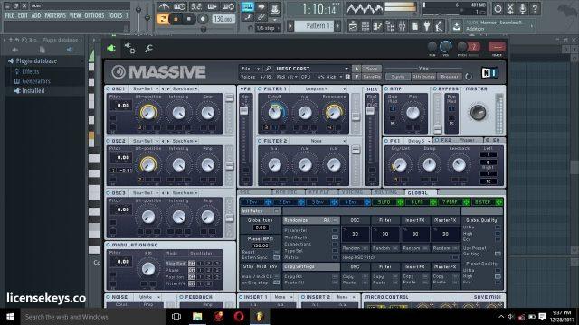 Native Instruments Massive 1.5.5 Crack 2021 + Torrent Full Version