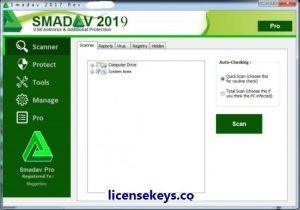 Smadav 2019 Rev 13.0 Crack + Full Serial Key Free Download {Lifetime}