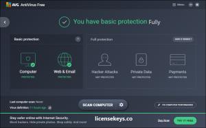 AVG Antivirus 19.7.3103 Crack + Serial Key Free Download 2019 {Latest}