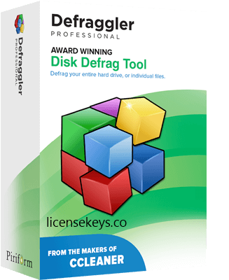 Defraggler Professional 2.22.995 Crack & Serial Key 2019 Free Download