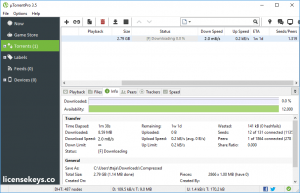 uTorrent Pro 3.5.5 Build 45339 Crack+Key Free Download 2019 {Portable}
