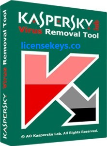 Kaspersky Virus Removal Tool 15.0.24.0 Crack 2021 + Key Free Download