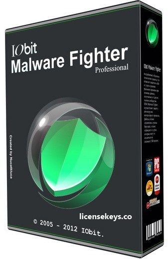IObit Malware Fighter Pro 7.2.0 Crack + License Key 2019 [Latest]