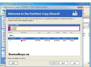 EaseUS Partition Master 13.5 Serial Key + Crack Free Download {2019}