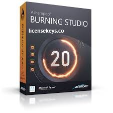 Ashampoo Burning Studio 20.0.4 Crack + Serial Key 2019 Free {Latest}