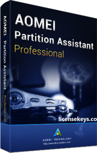 AOMEI Partition Assistant 8.4 Crack + Serial Key 2019 [All Edition]