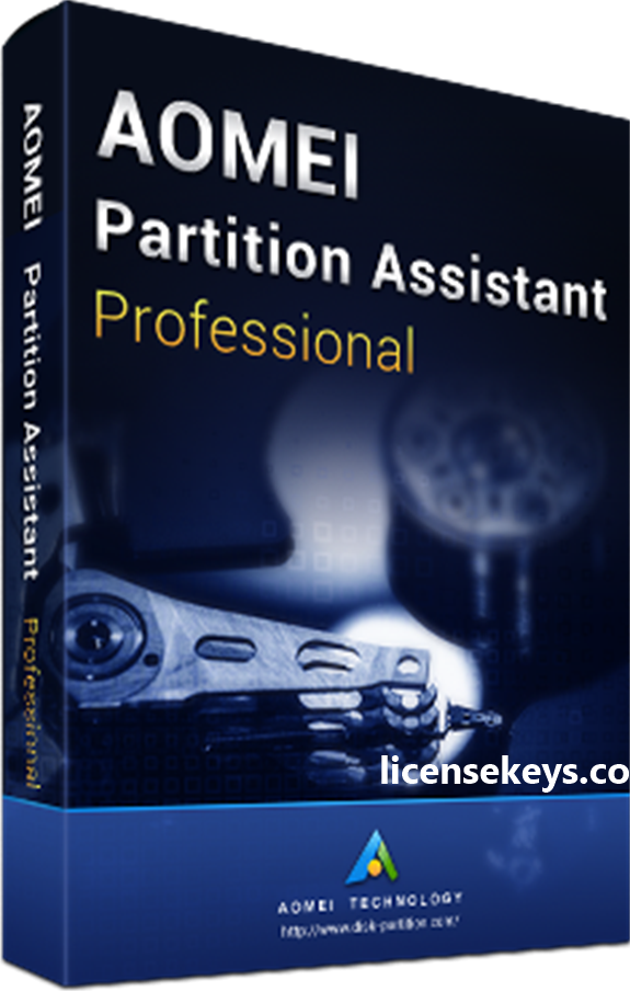 AOMEI Partition Assistant 8.3.0 Crack + Serial Key 2019 [All Edition]