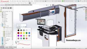 SolidWorks 2020 Crack + License Code With Setup Free Download Latest