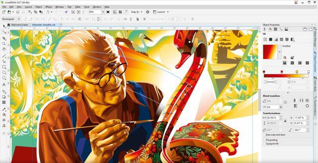 CorelDRAW Graphics Suite 2021 Crack + Full Keygen [All Edition]
