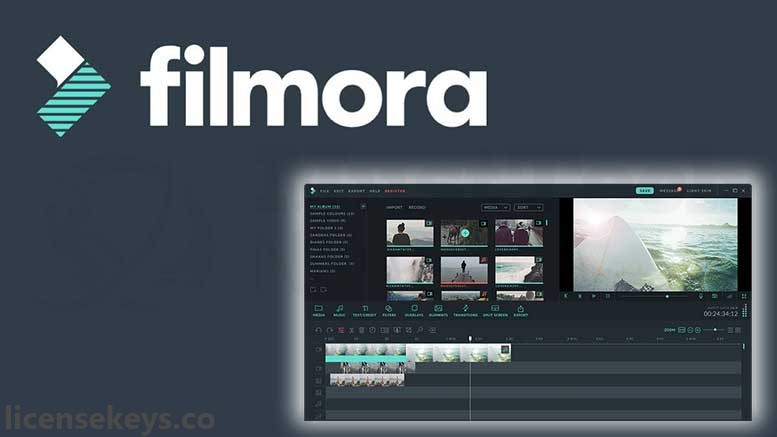 Wondershare Filmora 9.2.1 Crack + Registration Code & Key 2019 {Latest}