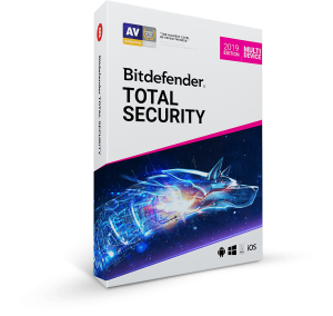 Bitdefender Total Security 2020 Crack + Serial key