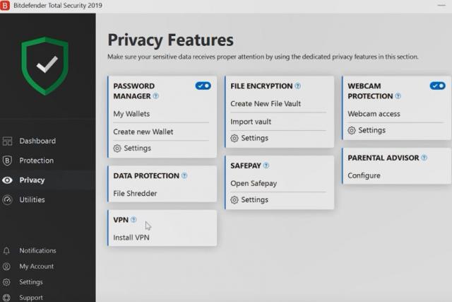 Bitdefender Total Security 2021 Crack + Serial Key Full Version