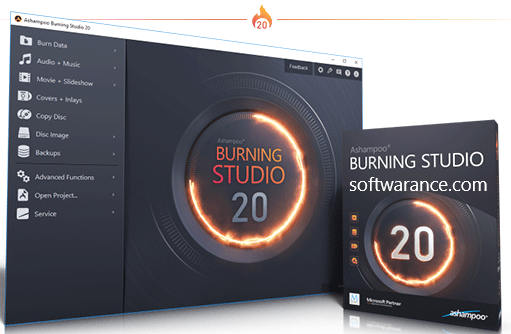 Ashampoo Burning Studio 21.6.0 Crack 2020 With Activation Code