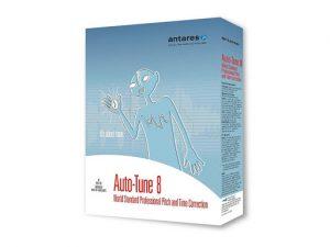 Antares Autotune Pro Crack With Activation Code
