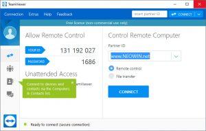 TeamViewer 15.6.7 License Key With Crack 2020 Free
