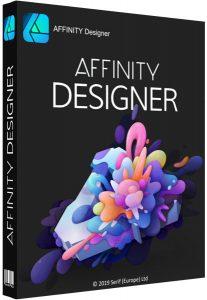 Serif Affinity Designer Crack With Activation Code